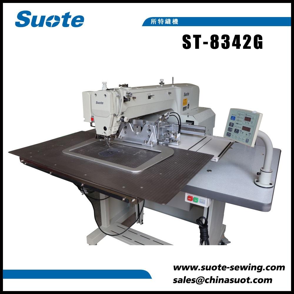 Швейна машина з електронним малюнком