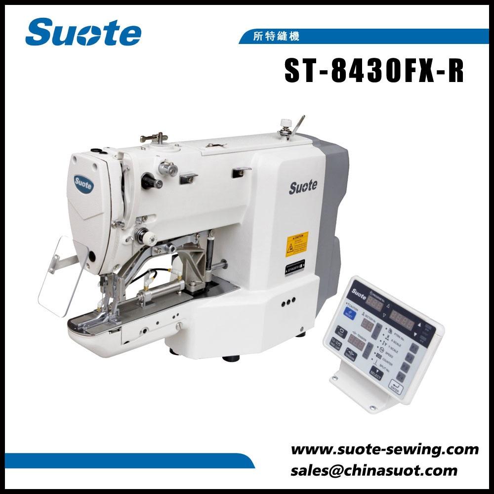 Швейна машина для зшивання електронної еластичної стрічки